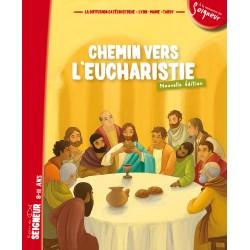 Chemin vers l'Eucharistie - Livret enfant (8-11 ans) - Pack 10 exemplaires