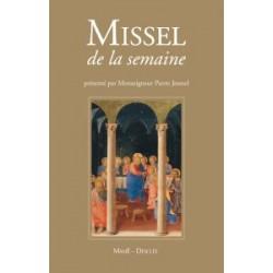 Missel de la semaine - Integra - Nouvelle traduction liturgique