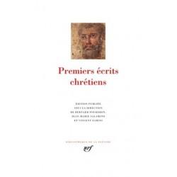Premiers écrits chrétiens