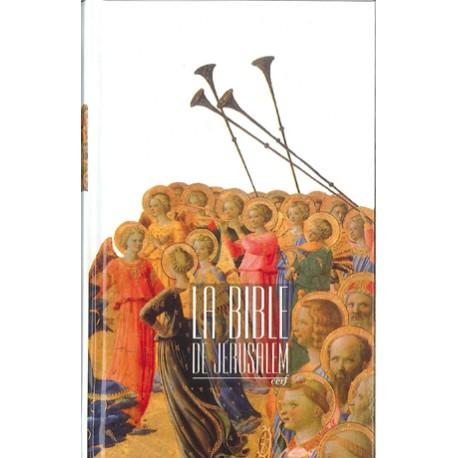 Bible de Jérusalem 10x16 cartonnée