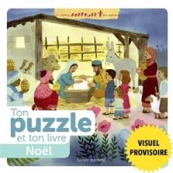 Ton puzzle et ton livre de Noël