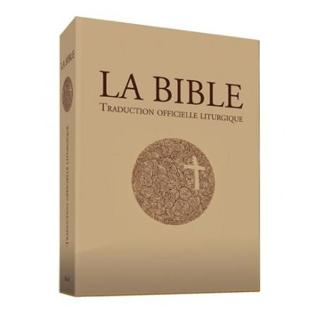 La Bible - Traduction officielle liturgique - GF
