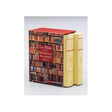 La Bible dans les littératures du monde (coffret)Coffre