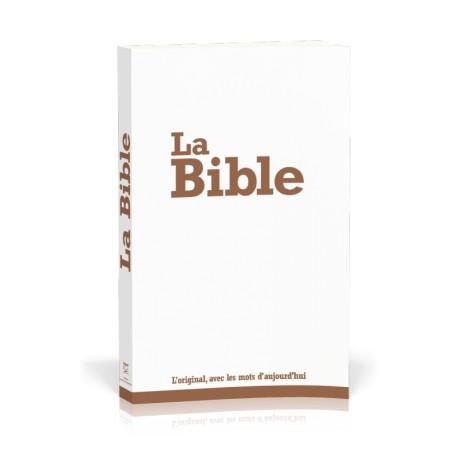 Bible Segond 21 brochée