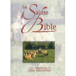 Bible Segond NEG 1979 (commentaires de MacArthur)
