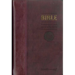 La Bible TOB - Notes essentielles - Bordeaux