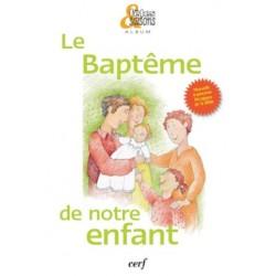 Le baptême de notre enfant (pack 10 revues)