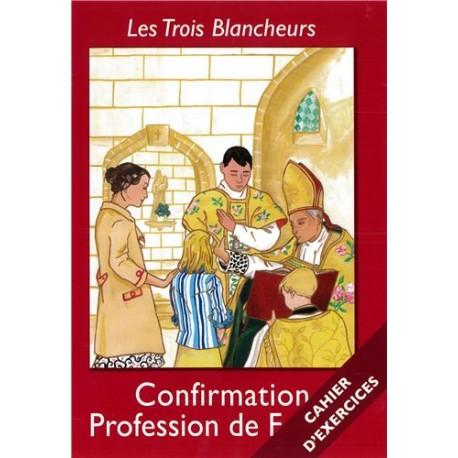 Confirmation - Profession de Foi - Cahier d'exercices (pack 10 ex)
