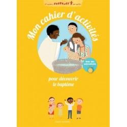 Mon cahier d'activités pour découvrir le baptême (pack 10 cahiers)