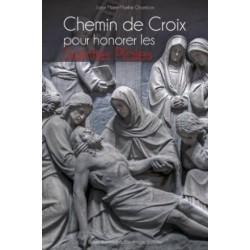 Chemin de croix pour honorer les saintes plaies (10 ex)