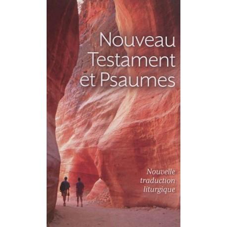 Nouveau Testament et Psaumes - Nouvelle traduction liturgique (pack 10 ex)