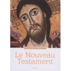 Le Nouveau Testament - Traduction officielle liturgique - Pack 10 ex.