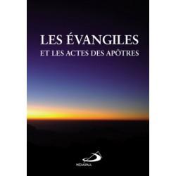 Les Évangiles et les Actes des Apôtres (pack 10 ex.)