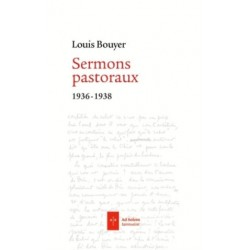 Sermons pastoraux 1936-1938