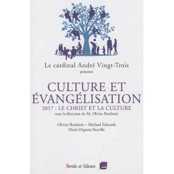 Culture et évangélisation - 2017 : le Christ et la culture