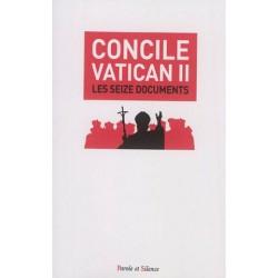 Concile Vatican II, les seize documents