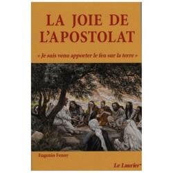 """La joie de l'apostolat - """"Je suis venu apporter le feu sur la Terre"""""""