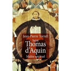 Saint Thomas d'Aquin, maître spirituel (NED)