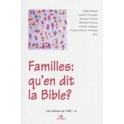 Familles : qu'en dit la Bible ?