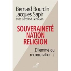 Souveraineté, nation, religion : dilemme ou réconciliation ?