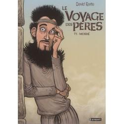 Le Voyage des Pères - Tome 5 : Moshé