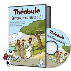 Suivons Jésus ressuscité - DVD Théobule