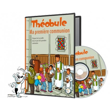 Ma première communion - DVD Théobule