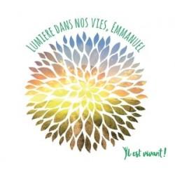 Lumière dans nos vies, Emmanuel ! CD