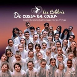 De coeur en coeur CD - Chants liturgiques et catéchistiques pour les 8-12 ans