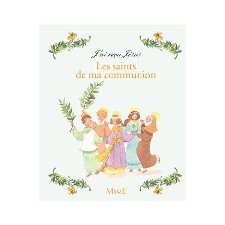 Les saints de ma communion