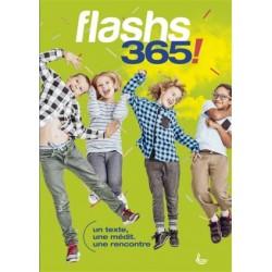 Flash 365 ! Un texte, une médit., une rencontre