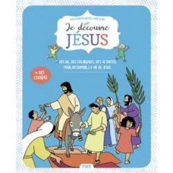 Je découvre Jésus (6-7 ans) - Enfant - Pack 10 livrets