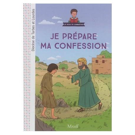 Je veux te connaître - Je prépare ma confession (enfant) - Pack 10 livrets