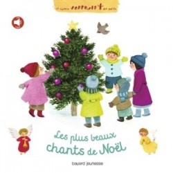 Les plus beaux chants de Noël (avec CD)