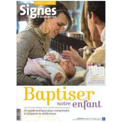 Baptiser notre enfant 2015 - Pack 50 revues