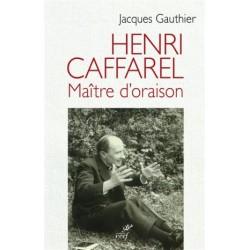 Henri Caffarel, maître d'oraison