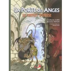 La porte des anges, le complot d'Ephèse BD