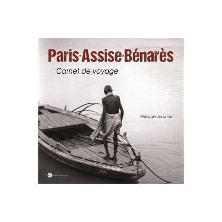 Paris-Assise-Bénarès - Carnet de voyage
