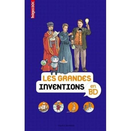 Les grandes inventions en BD