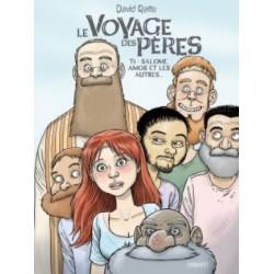 Le Voyage des Pères - Tome 6 : Salomé, Amos et les autres...