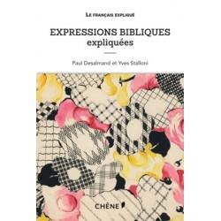 Expressions bibliques expliquées