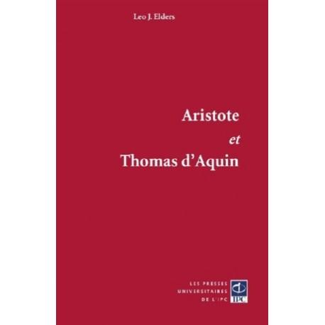 Aristote et Thomas d'Aquin