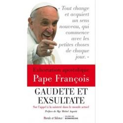 Gaudete et Exsultate 10 ex - Exhortation apostolique sur l'appel à la sainteté dans le monde actuel