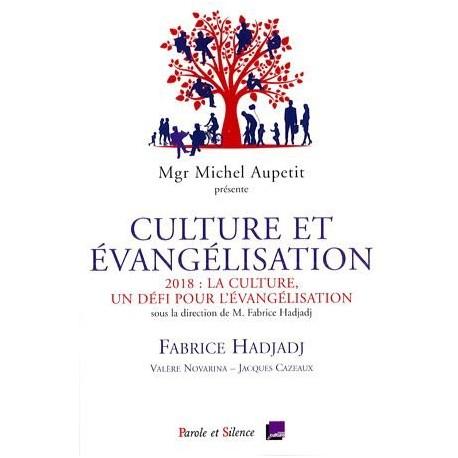 Culture et évangélisation 2018 : la culture, un défi pour l'évangélisation
