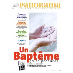 Un Baptême, ça se prépare ! Lot de 10 revues