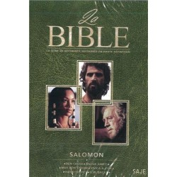 Salomon - Série la Bible - DVD