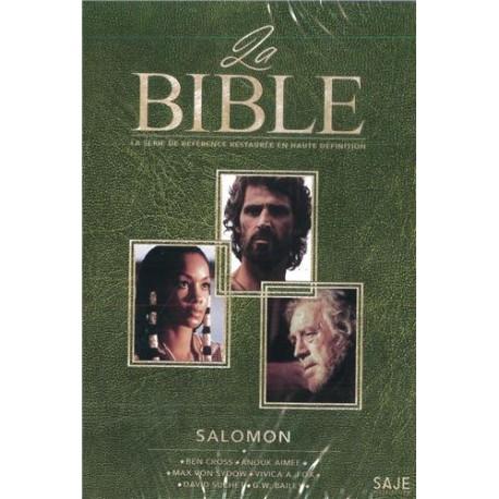 Salomon - Série la Bible - DVD