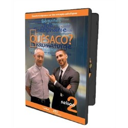 Quesaco Saison 2 - DVD