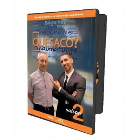 Quesaco Saison 2 - DVD