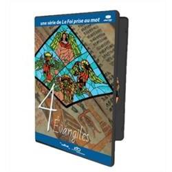 Découvrir les 4 évangiles - DVD
